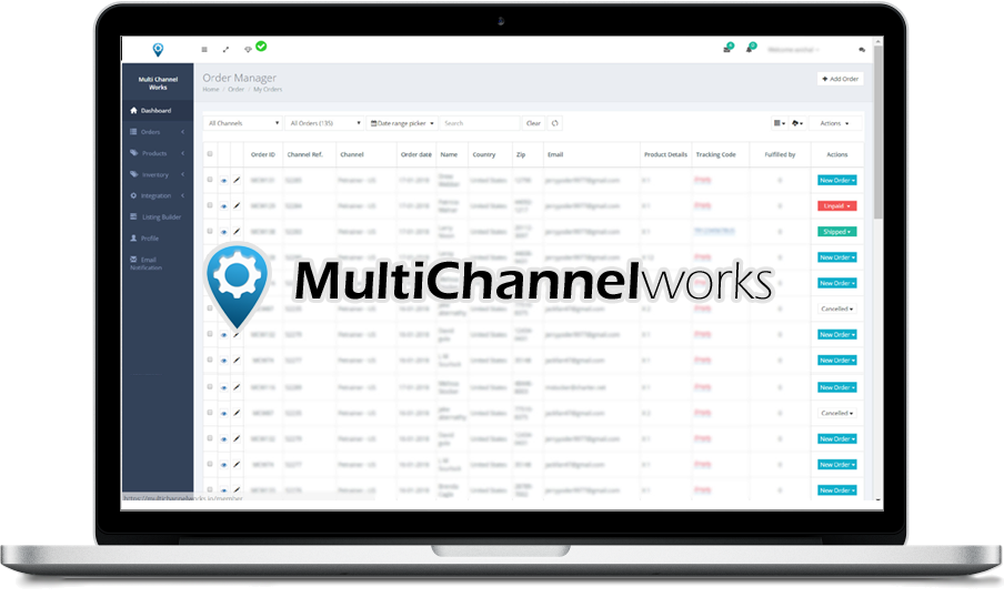 multichannel ecommerce software